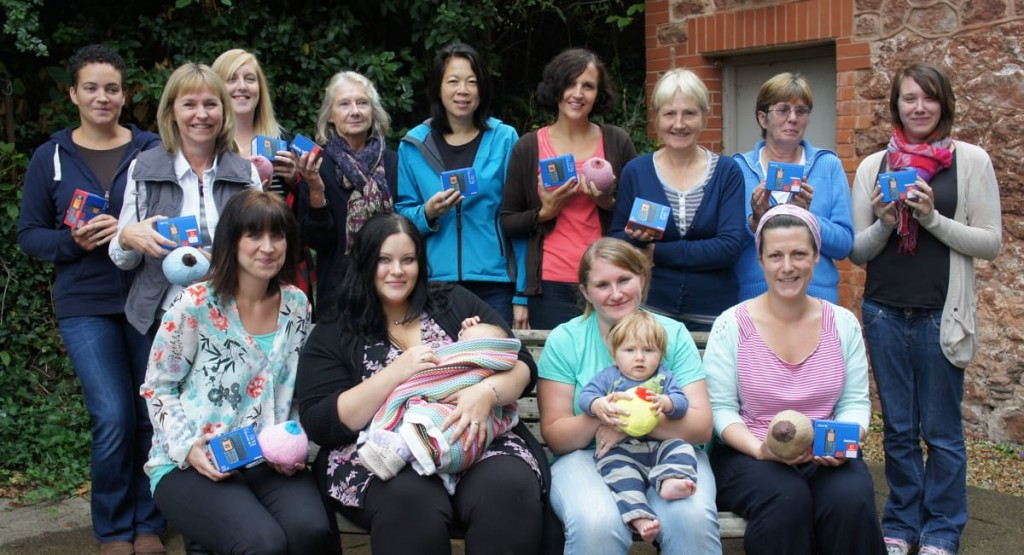 The Breastfeeding Support Service Volunteer Team