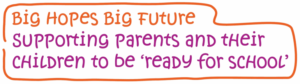 Big Hopes, Big Future - supporting parents and their children to be 'ready for school'