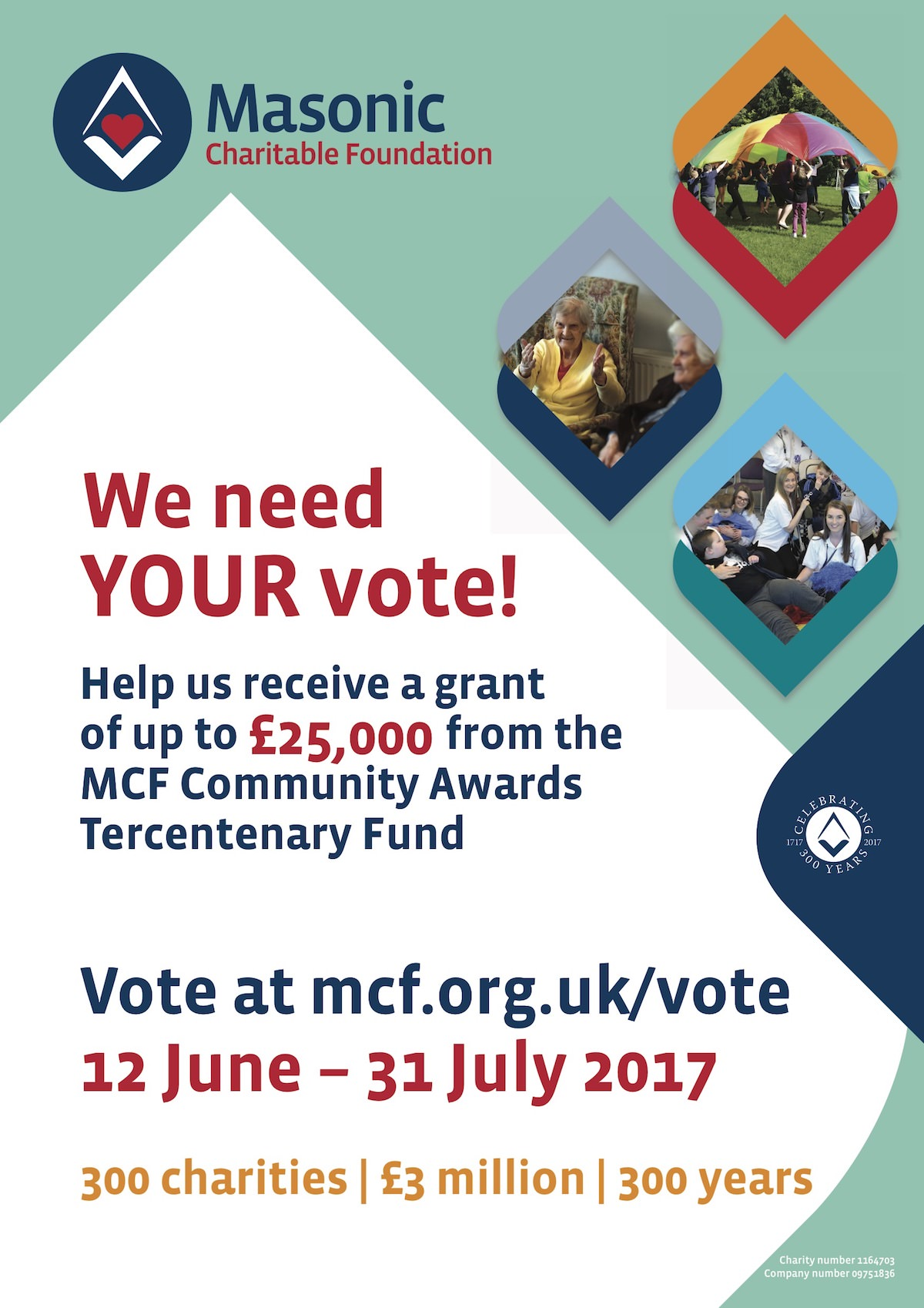 Vote for HSWS in the MCF awards