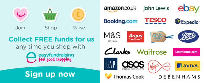 Sign up at Easyfundraising to support HSWS when you shop online